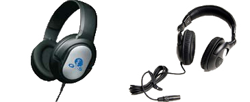 QRS Magnetic Therapy Headphones