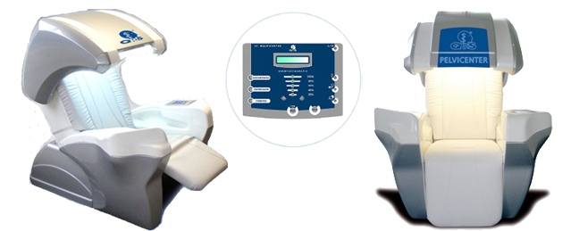 QRS Pelvicenter Magnetic Therapy