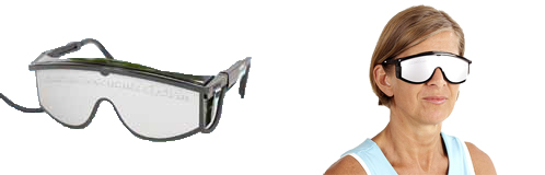 QRS Magnetic Therapy Glasses